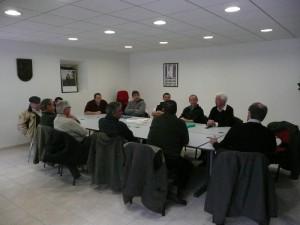 Assemblée générale de la société de chasse de Javols