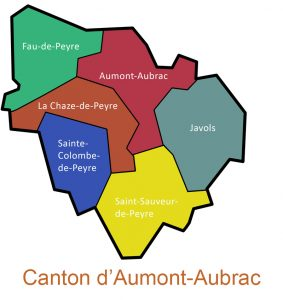 Canton Aumont-Aubrac
