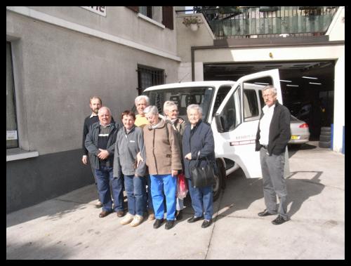 Photo du transport communal